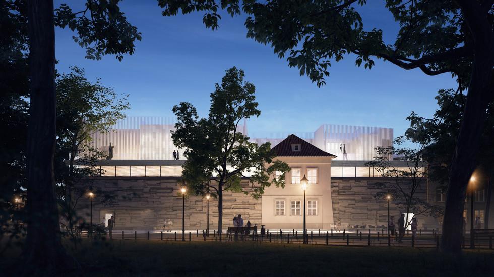 Art Bunker competition project: jmpa - 2016
