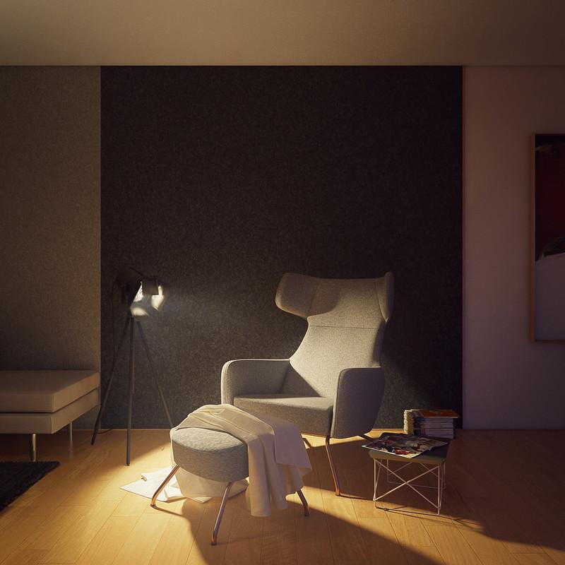 Interior design - 2015