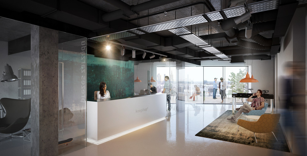 Office in Warsaw project: medusagroup 2015