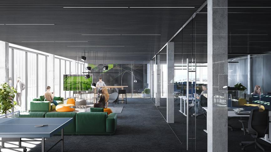 Office building project: JMPA - 2019