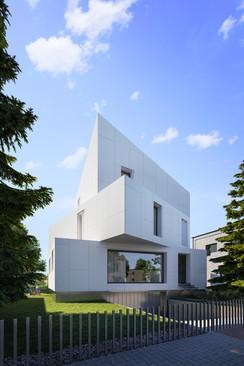 House project: MFA Studio - 2020