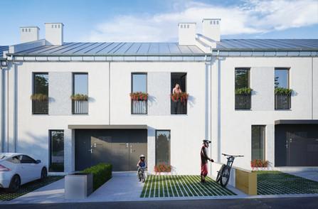 Terraced house project: JMPA - 2020