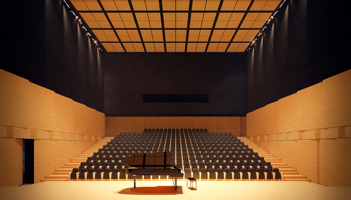 Music School competition project: jmpa - 2015
