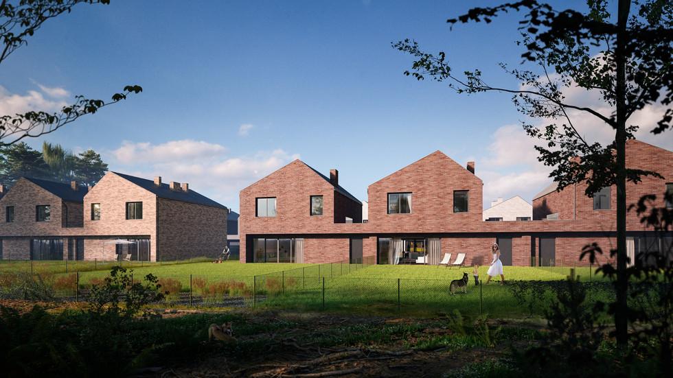 Housing estate project: confidential - 2017