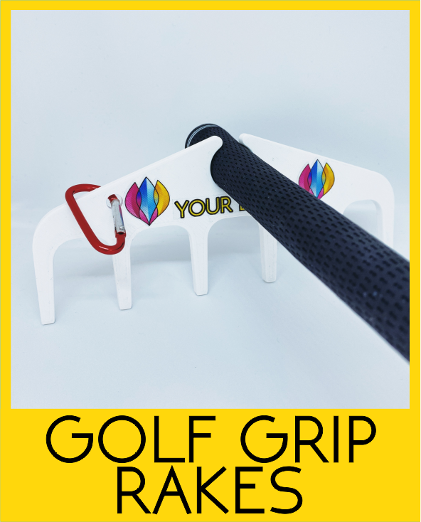 Golf Grip Rakes