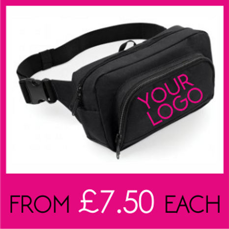 BUM BAG BUNDLE - PRINTED