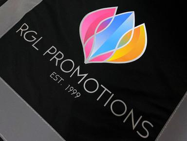 RGL PROMOTIONS - PRINTING