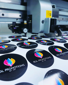 RGL PROMOTIONS - STICKERS