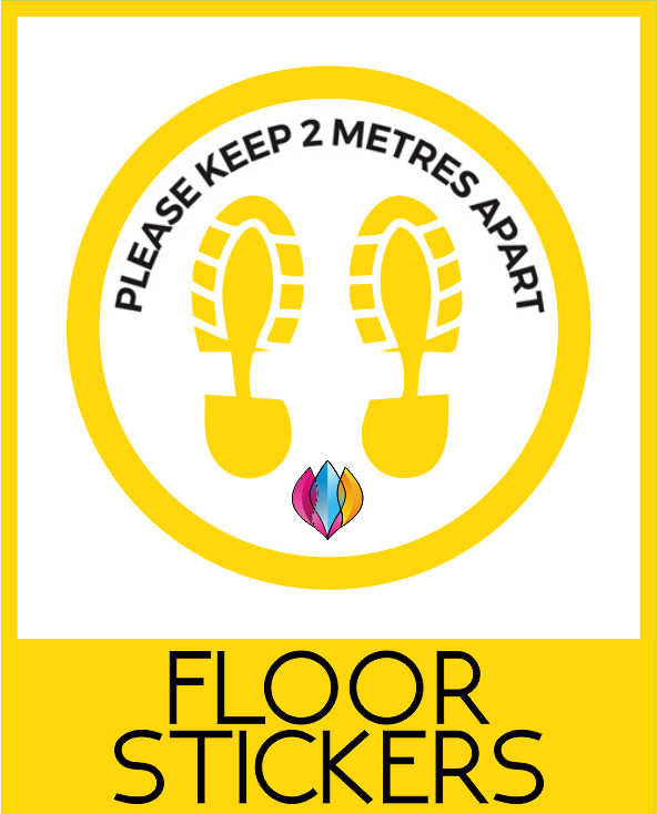 Floor Stickers