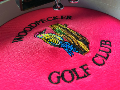 RGL PROMOTIONS - EMBROIDERY