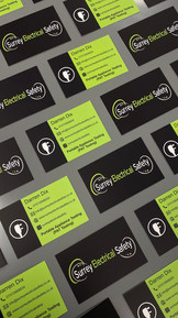 RGL PROMOTIONS - BUSINESS CARDS