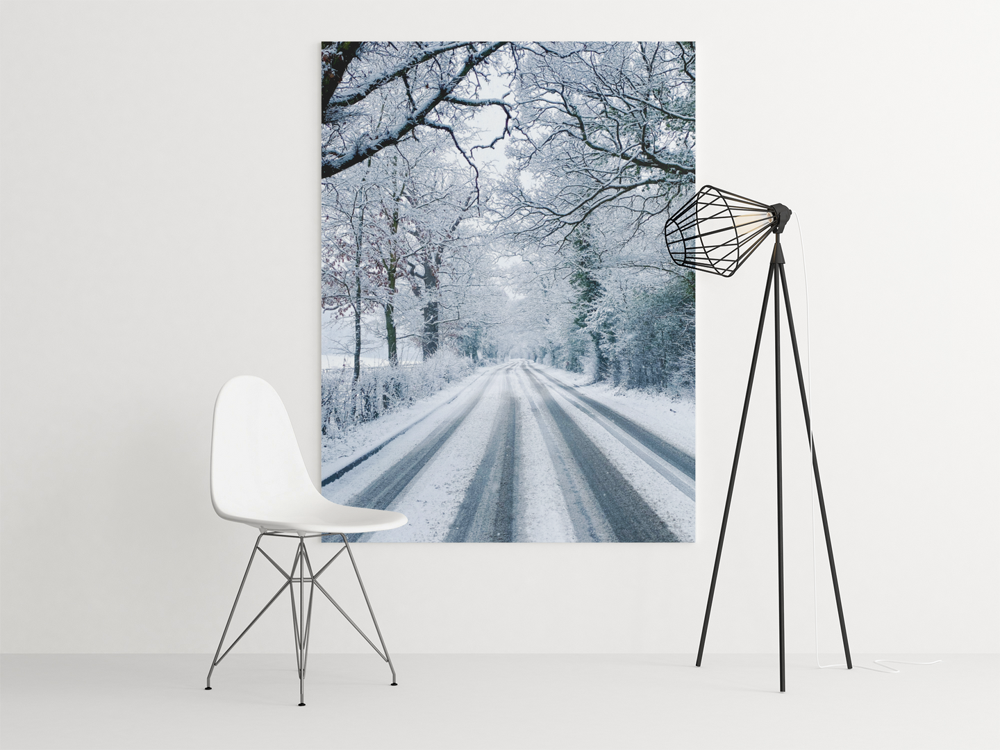 art-print-mockup-featuring-a-space-with-