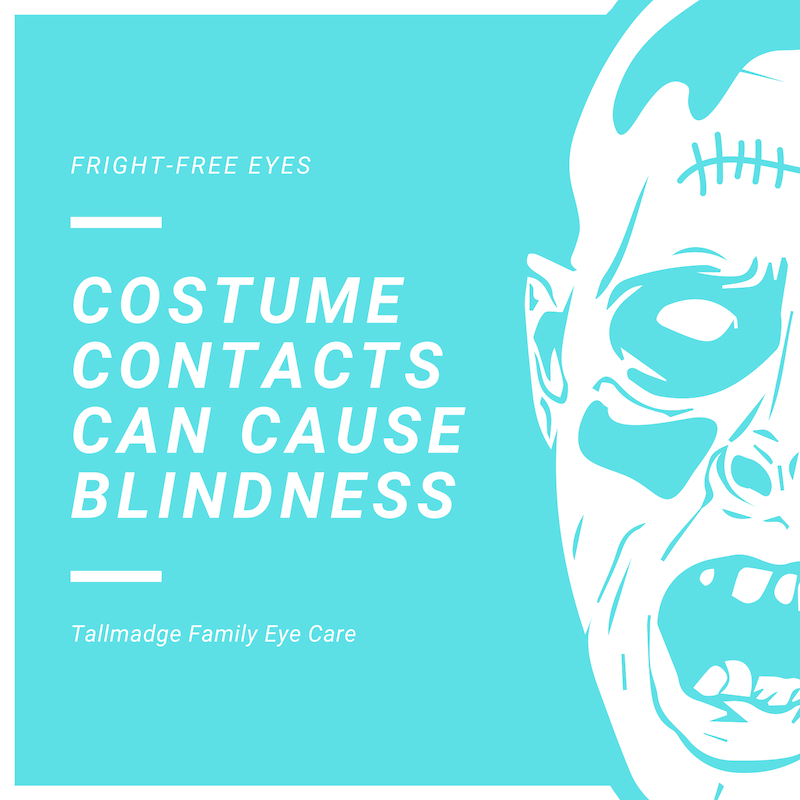 halloween contacts safety