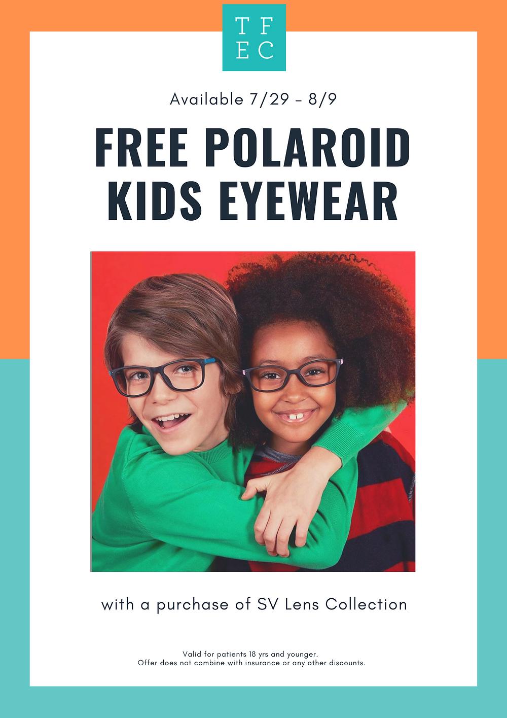 Tallmadge family eye care dawson polaroid eyewear glasses