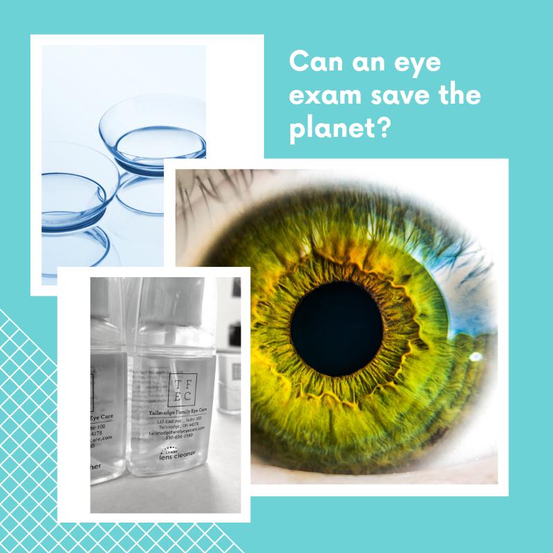 Tallmadge family eye care doctor optometry dawson