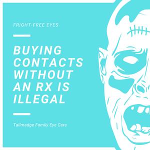 costume contact lenses halloween