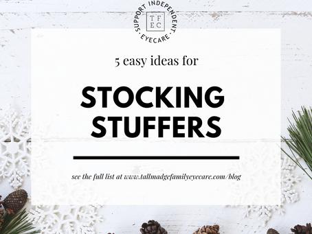 5 Eye-Catching Stocking Stuffers