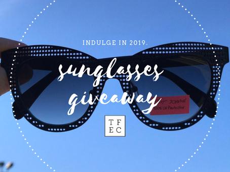 Win Betsy Johnson Sunglasses