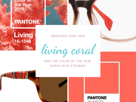 How to Wear the Color of the Year (on Your Face)