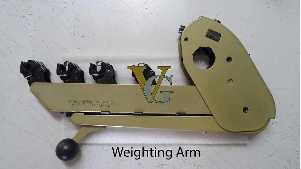 Weighting Arm