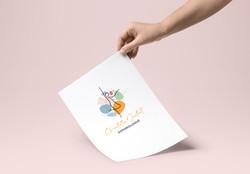 logo, création logo, logo design, logo sophrologue, sophrologie, accompagnement, métier de soin, gra