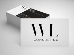 création logo, graphiste, rouen, 76, normandie, WL Consulting, séverine gautier, vanora rolland, des