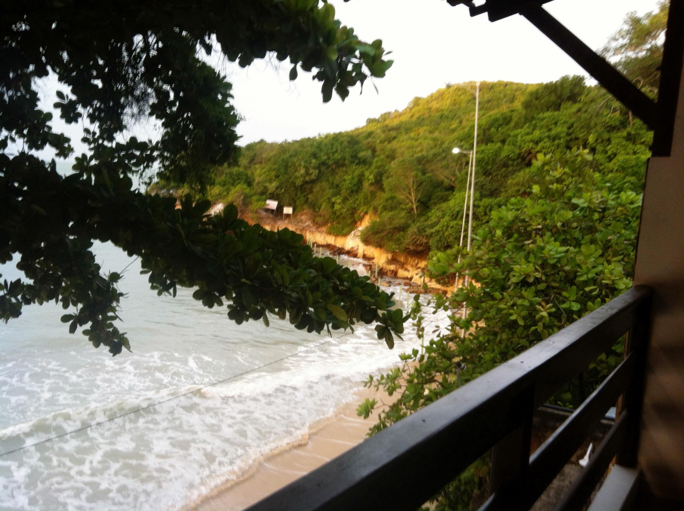 Vista Apartamento Frente Mar