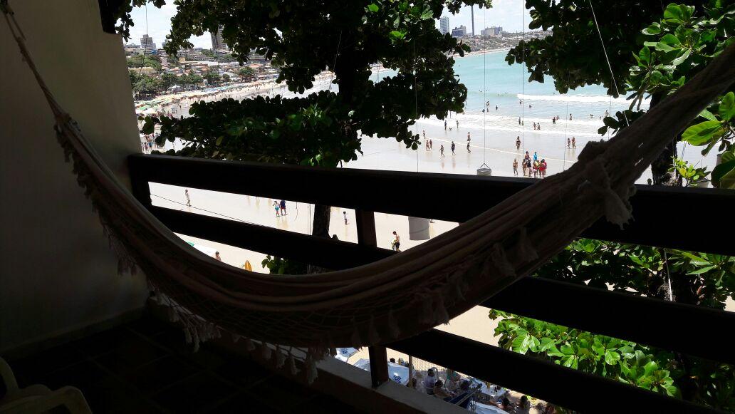 Varanda Apartamento Frente Mar