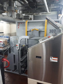 Digester and Bin Lifter