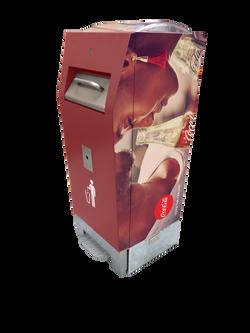 ProcoPress with Coca Cola Sticker