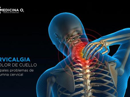 Cervicalgia o dolor de cuello