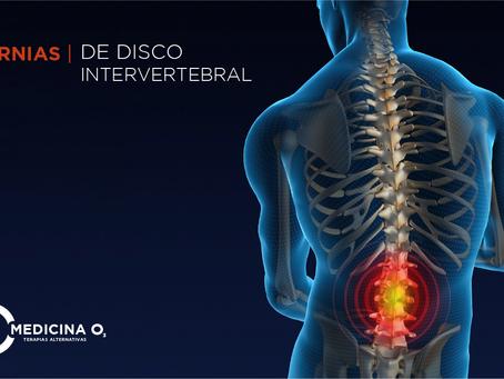 Hernias de Disco Intervertebral