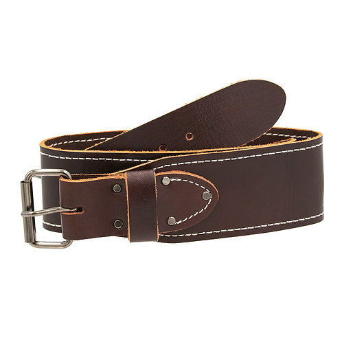 """Leather Tool Belt - 30"""" to 42"""""""