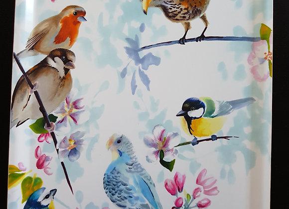 Frukostbricka Alla fåglar