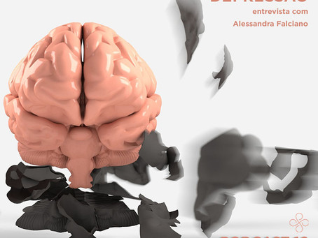 PODCAST#10: Ansiedade e Depressão