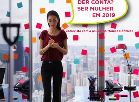 PODCAST#14: Ser mulher em 2019