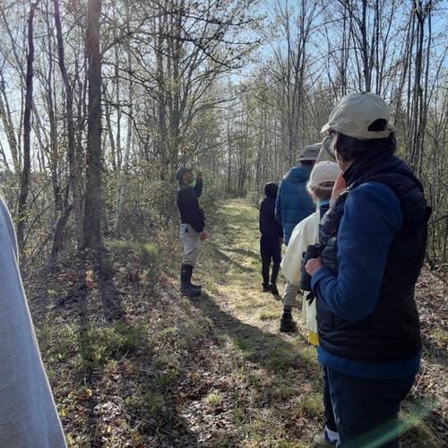 Migratory Bird Walk 5.15.21