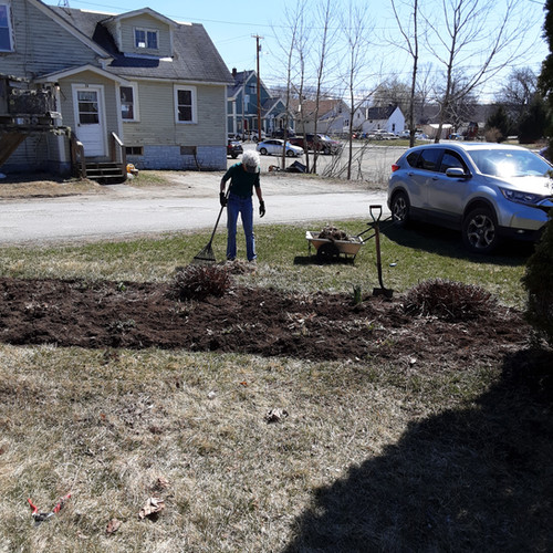 Permaculture in the Park: April