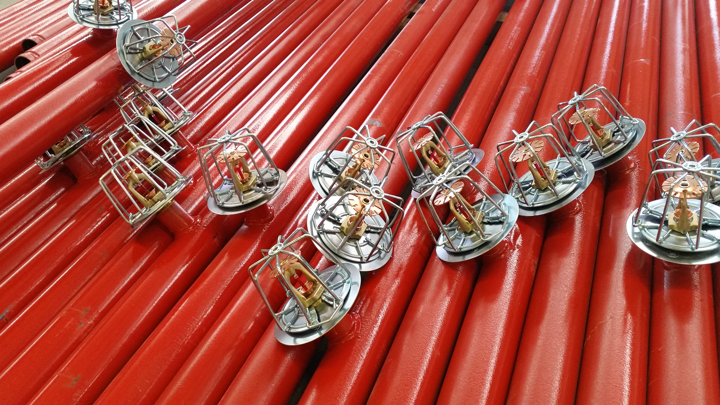 fire pump parts