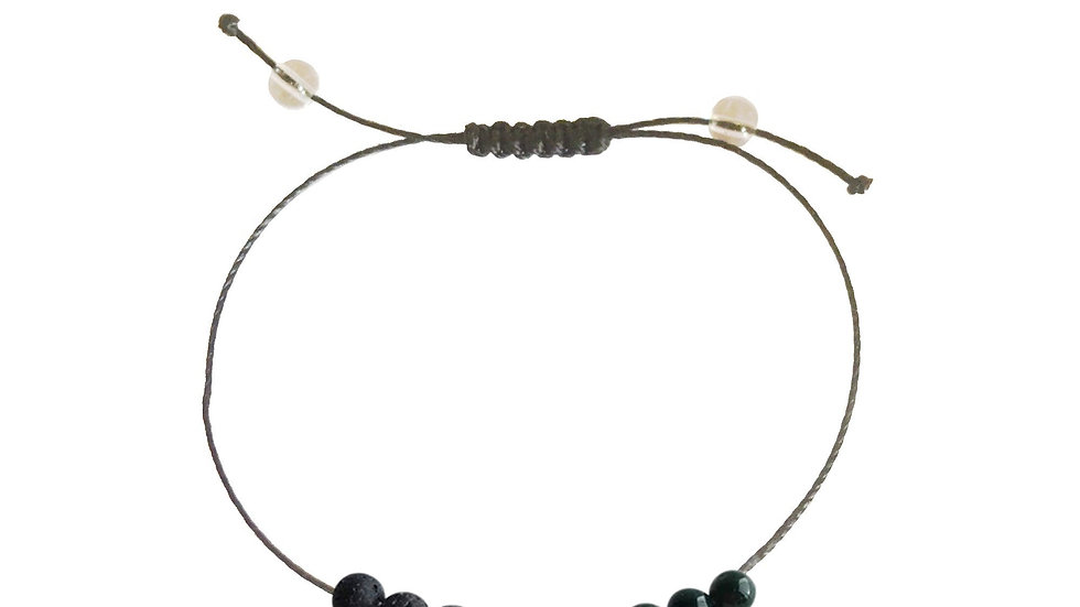 Releasing Anxiety + Nylon + Choice of Anklet or Bracelet