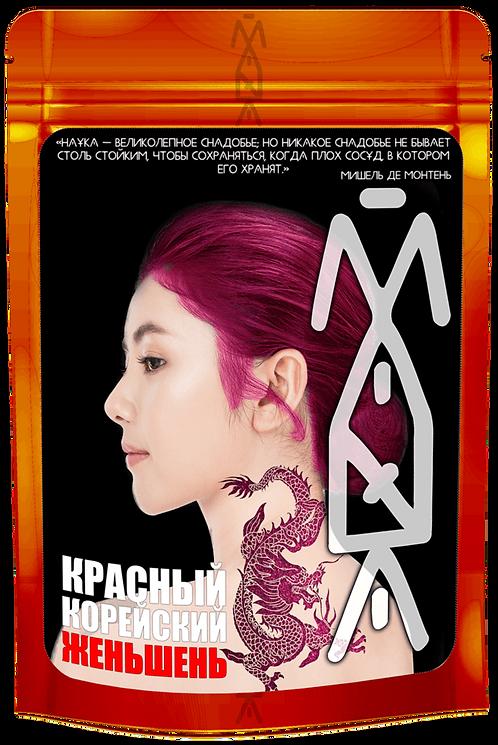 Корейский Женьшень   Red Korean Ginseng