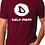 Thumbnail: Dela-Wear Maroon Unisex T-shirt