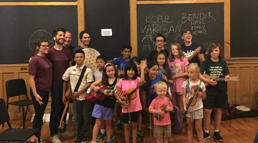 ABD - Şikago ''Old Town School of Music''.