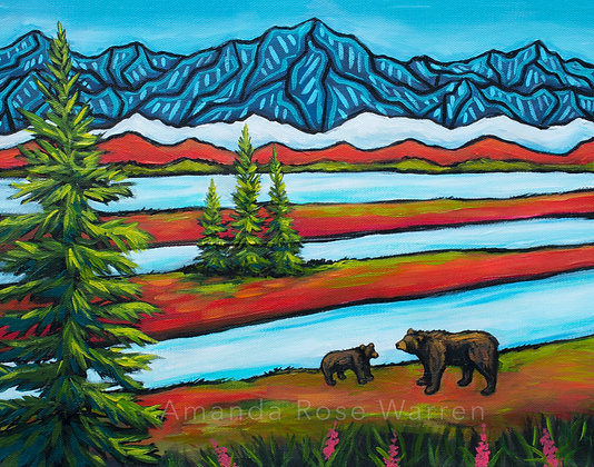 Our Great Land, Brown Bear