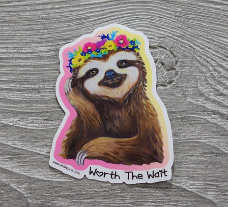 Sloth, Worth the Wait