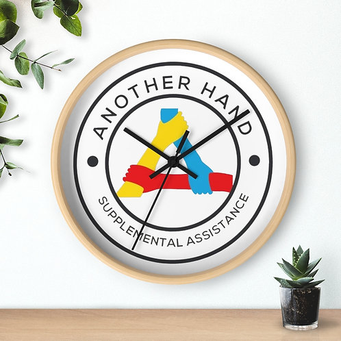 Another Hand - Wall clock
