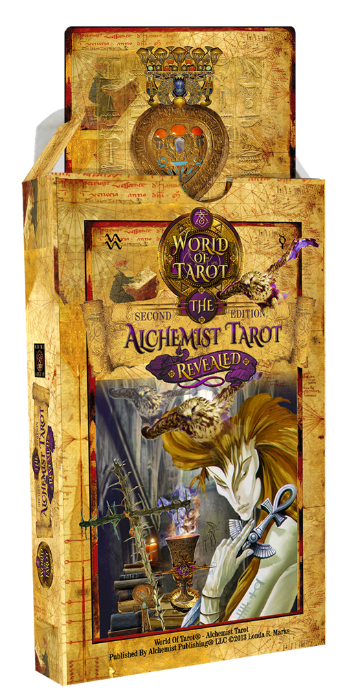 Alchemist Tarot Revealed Major & Minor Arcana