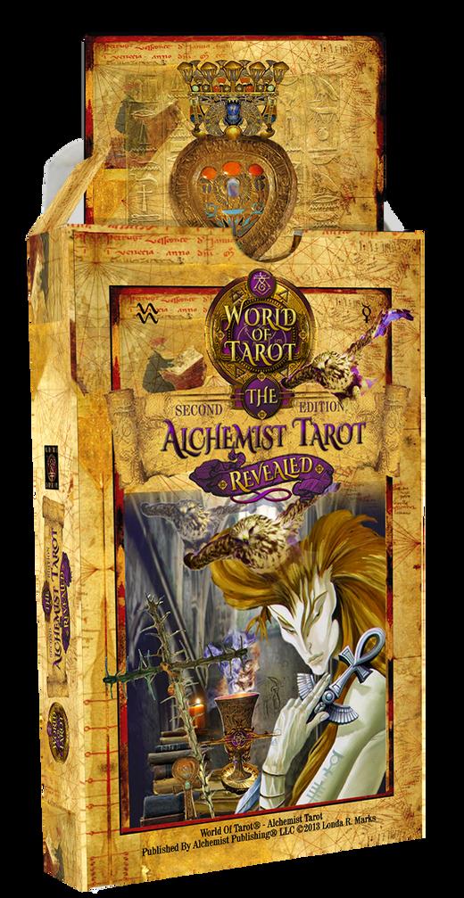 Alchemist Tarot Revealed Major & Minor Arcana