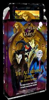 The Alchemist Tarot $39