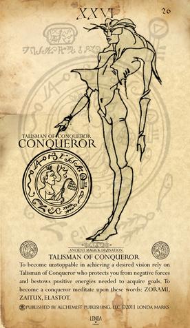 Conqueror, Print